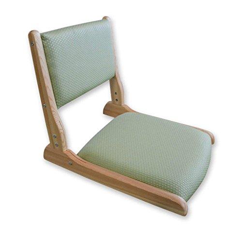 YLLYZ Niedriger Tisch und Stuhlstuhl Klappstuhl im japanischen Stil Stuhl ohne Beine Stuhl aus gebogenem Holz Fensterbanksitz Bodenstuhl Tragbarer Couchtisch