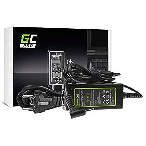 GC Pro Cargador para Portátil HP 250 G2 G3 G4 G5 255 G2 G3 G4 G5, HP ProBook 450 G3 G4 650 G2 G3 Ordenador Adaptador de Corriente (19.5V 2.31A 45W)