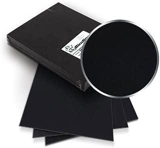 Black Grain 8.5 x 14 Legal Size Binding Covers - 100pk MyBinding MYGR8.5X14BK Black