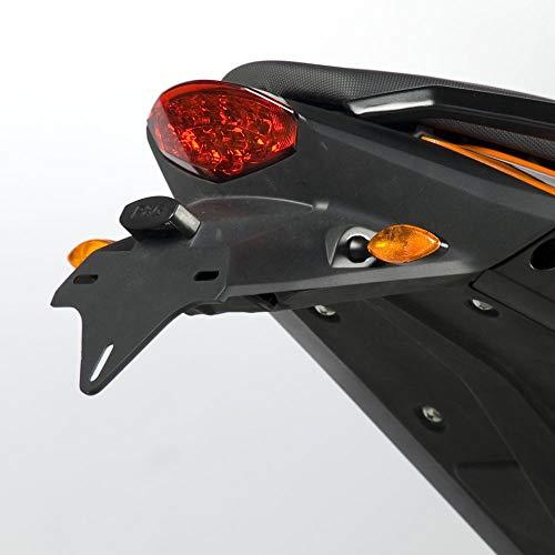 R&G Kennzeichenhalter für KTM 125, 200 und 390 DUKE