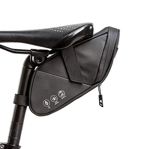 Bolsa de Ciclismo a Prueba de Lluvia Bolsa de Asiento de Bicicleta de montaña Accesorios de Bicicleta al Aire Libre Impermeable Ciclismo Silla de Montar (Color : L Type)