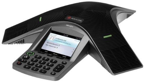 Polycom 2200-15810-025 Lync Desktop Telefon VoIP CX3000 schwarz