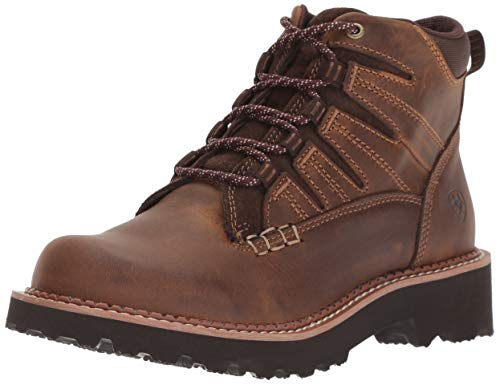 Ariat Women's Canyon II Hiking Shoe, Distressed Brown, 8 C US