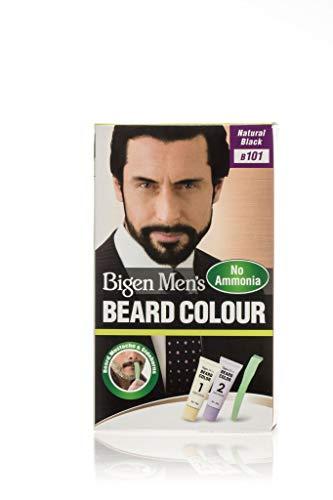 Bigen B101 Coloración para Barba y Bigote, Negro Intenso