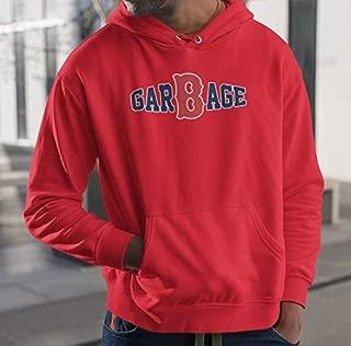 red sox garbage t shirt