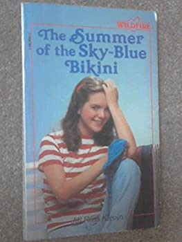 The Summer of the Sky-Blue Bikini - Book #15 of the Wildfire