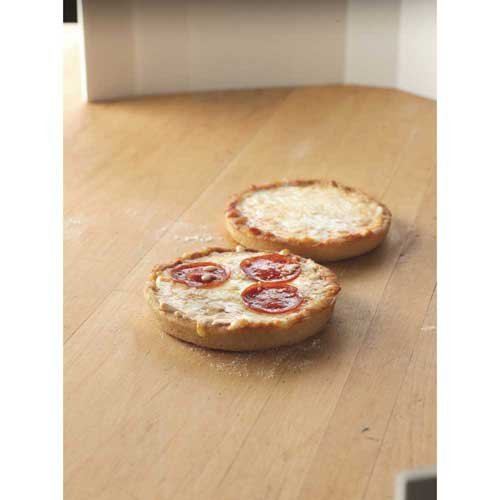 Tonys Deep Dish Pizza Cheese -- 60 per case.