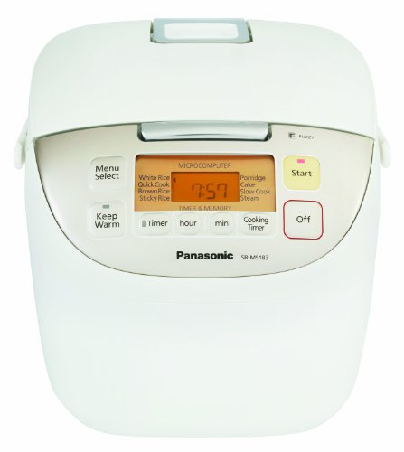 Panasonic SR-MS183 10-Cup (Uncooked)