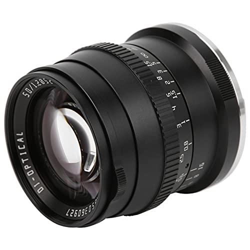 Gaeirt L obiettivo APS‑C, Non limitato ai Ritratti F1.2 è Un Buon bilanciamento dell obiettivo F1.2 da 50 mm per Z5 Z6 Z7 Z50 Z6II Z7II