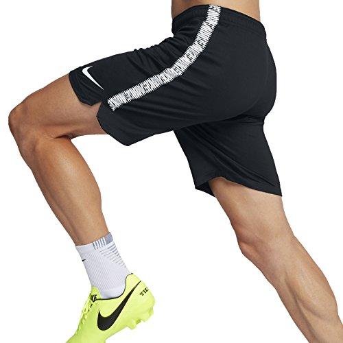 Nike Herren Dry Squad Fußballshorts Shorts, Black/White/White, L