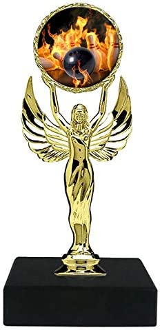 Express Purchase Medals 1-3-5 Pack of List price 6 Bowling inch Trophy Per Award on