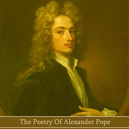 The Poetry of Alexander Pope cover art