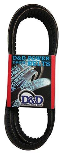 D&D PowerDrive AB65 Conoco - Correa de repuesto para aceite continental, 15, 1 banda, 40.07 cm de longitud, goma