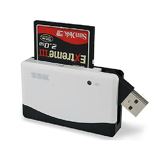 Micro SATA Cables USB 2.0 All in One Memory Card Reader