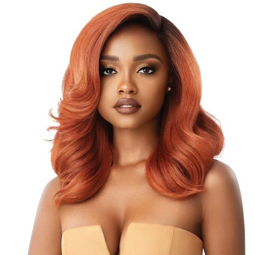 Outre Neesha Soft & Natural Synthetic Swiss Lace Front Wig NEESHA 202 (DRFFSUNBRN)