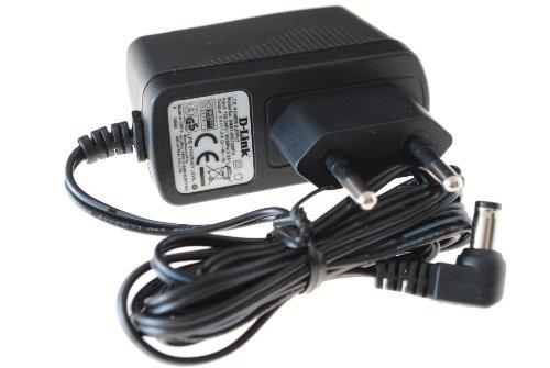 Original D-Link Netzteil Steckernetzteil AMS1-0501200FV 5V 1.2A für DCS-930L, DCS 2230, DCS-933L, DCS-932L,DCS-942L,DCS-2210/E,DGS-1005D, DGS-1008D
