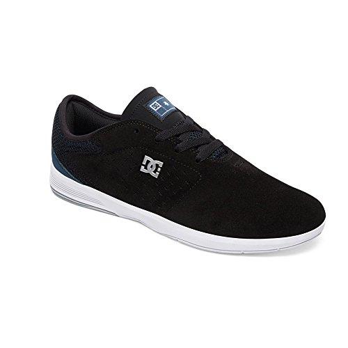 DC Shoes Men's New Jack S Skate Shoes Deep Water 9