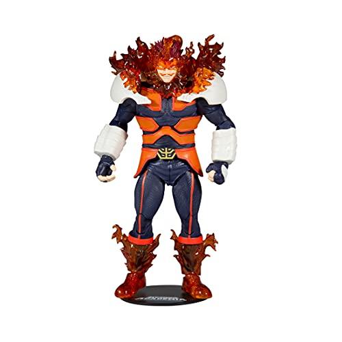 McFarlane - My Hero Academia 7 Figures Wave 5 - Endeavor