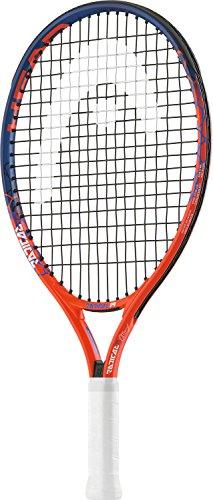 HEAD Radical Tennisschläger für Kinder, orange/blau, 48,3 cm