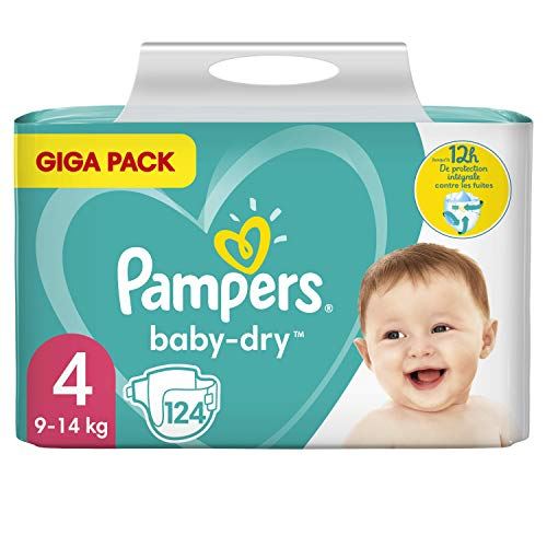 Pampers 81715574 Baby-Dry Pants windeln, weiß