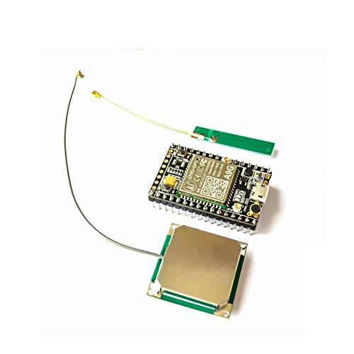 ZRYYD Tablero de Desarrollo SMS Voice Transmisión de Datos inalámbricos + Posicionamiento gsm/GPRS + Placa de Desarrollo GPS/BDS A9G