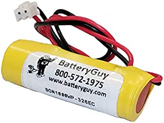 Unitech AA900mAh 1.2V Battery Emergency Light 1.2V 1.0Ah NiCD Replacement Battery (Rechargeable)