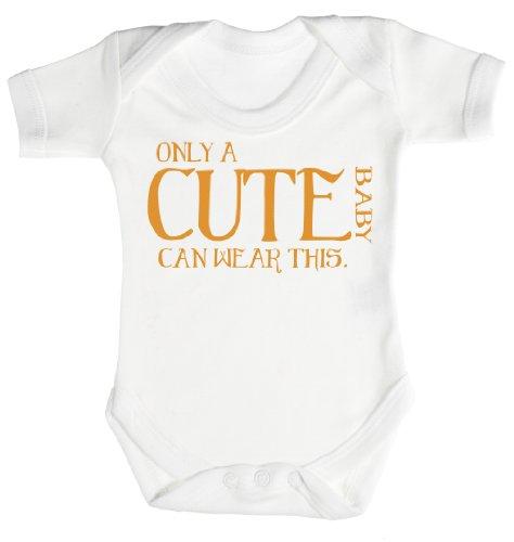 Baby Buddha - Only A Cute Baby Body bébé Naissance Blanc