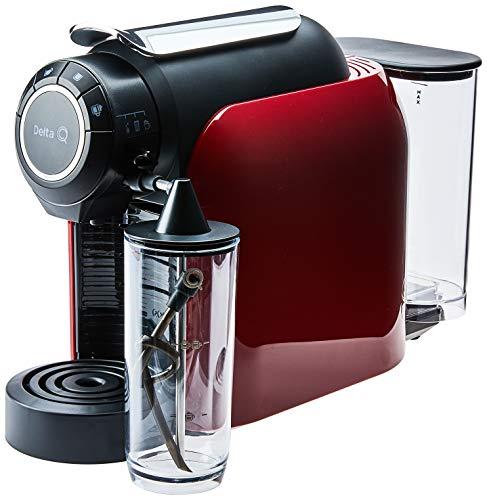 Maquina de Café Delta Q Milk Qool Evolution Vermelha 127V, Delta Q, Milk Qool Evolution, Vermelha