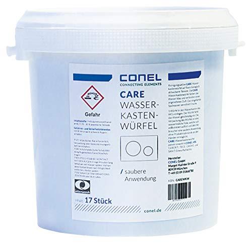 CARE Wasser-/Spülkastenwürfel Dose a 17 Stück