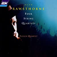 Rawsthorne: 4 String Quartets