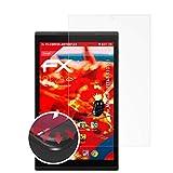 atFolix Schutzfolie kompatibel mit Medion LIFETAB S10351 Folie, entspiegelnde & Flexible FX Bildschirmschutzfolie (2X)