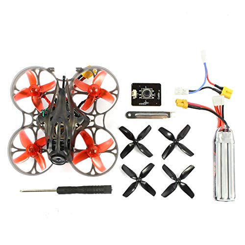 Happymodel Happymodel Mobula7 HD1080p 2-3S 75mm Brushless Crazybee F4 Pro BNF Racing Drone Quadcopter (Receiver for Frsky Non-EU)