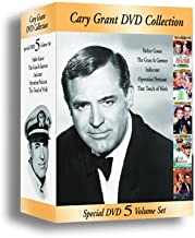 Cary Grant DVD Collection (Widescreen/Full Screen) [5 Discs]