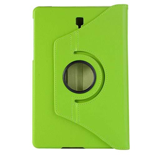 Samsung Galaxy Tab S4 10,5 T830 / T835 Groen Tablet Hoesje met 360° draaistand