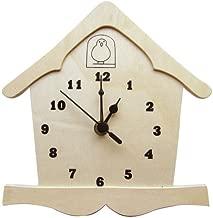 La Fourmi 20x 19,5cm Cookoo Reloj casa para pájaros con Movimiento