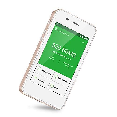 GlocalMe G3 Routeur Mobile 4G avec 1Go...