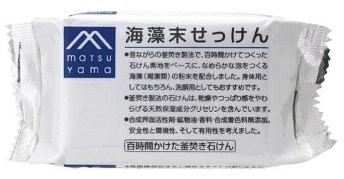 M-mark Soap - Seaweed - 100g