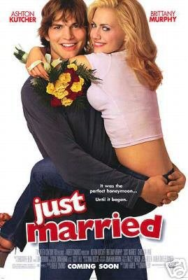 Just Married Double Sided Original Movie Poster 27x40