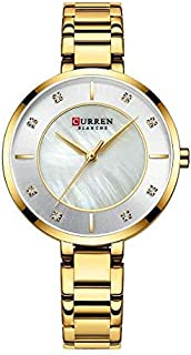 Curren Dress Watch For Women Analog Stainless Steel - C9051L-4