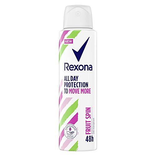 Rexona Antitranspirant Deospray Fruit Spin 150 ml, 6er Pack (6 x 150 ml)