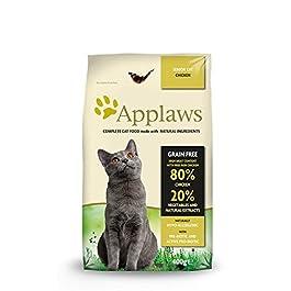 Applaws Cat Dry Food Senior, 1-pack  (1 x 400 g)