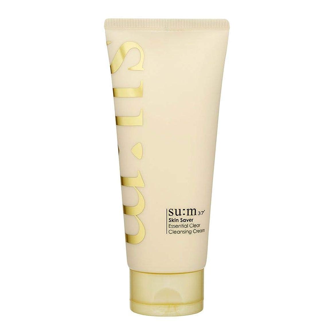 苦行デッドロック三十[スム37°] Sum37° スキンセイバー エッセンシャルクリアクレンジングクリーム ?Skin saver Essential Clear Cleansing Cream (海外直送品) [並行輸入品]