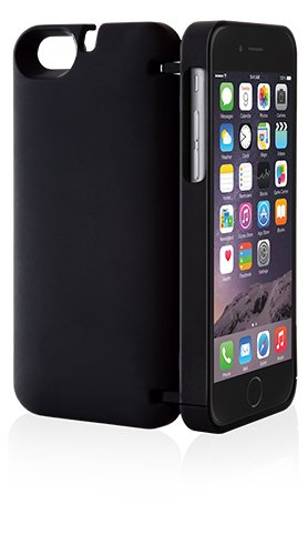 EYN Products Case for iPhone 6 Plus - Retail Packaging - Black