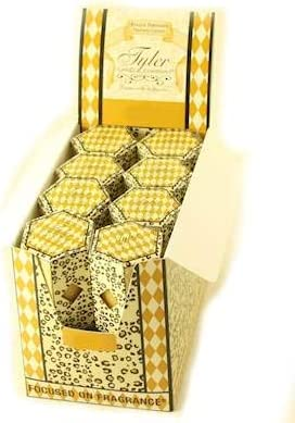 SALENEW very popular! Online limited product RED Carpet - CASE of Candles 16 Scented Tyler Votive