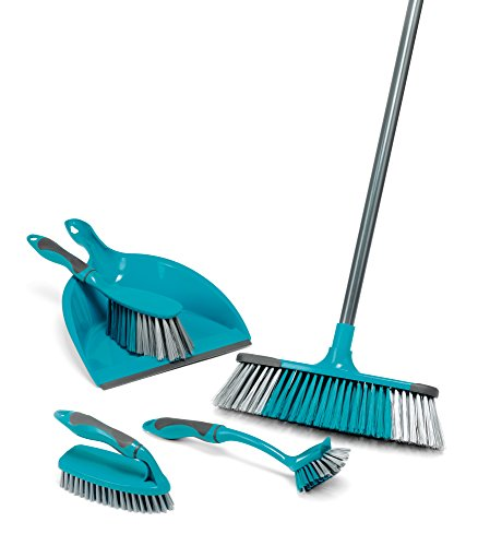 Beldray LA024152 Turquoise 5 Piece Cleaning Set