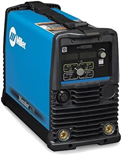 Miller Electric, 907682, TIG Welder, 50/60 Hz, 26/6A, 38 lb.