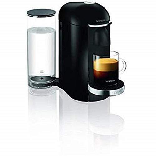 41N6C8algRL. SS500  - Nespresso, Pod Coffee Machine, Krups, XN902840, Vertuo Bundle, Black, 1260 W