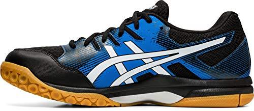 ASICS Herren 1071A030-002-12M Trail Running Shoe, Schwarz Blau Verzeichnis, 47 EU