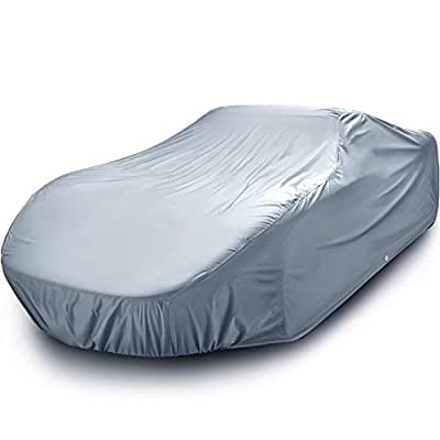 PORSCHE 911 4S High Quality Breathable Full Car Cover Water Resistant