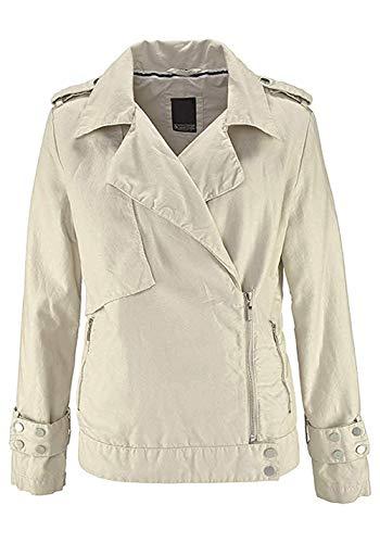 Jacke Damen von Laura Scott - Beige Gr. 38
